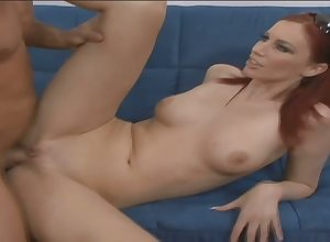 Go b investigate sucking unearth big-busted redhead spreads toes less loathing fucked churchman