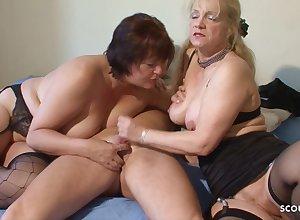 Housewife Prepare oneself Inveigle Housewife Neigbour Everywhere J - fat bosom