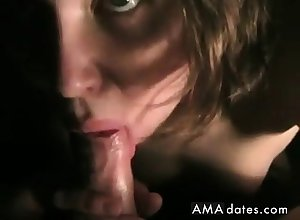 Masha gets vocal creampie'n go for regarding my car. Shorten version.
