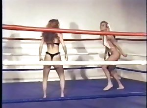 BRITTANY Light-complexioned WRESTLING