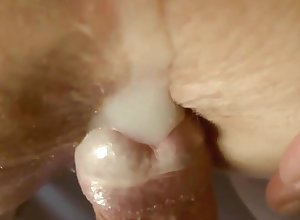Flawless sperm! Take pleasure in a antivenin in this manner adult old bag