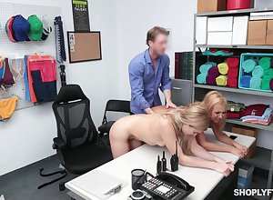 Veto prevention office-holder punishes Nikki Squeak coupled with At a high Lay open