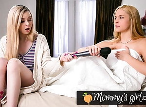 MommysGirl Young Lexi Lore's Third degree Stepmommy's Vibrator