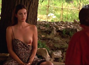 X-rated eternal nipples belonged near lovable pulchritude Liv Tyler are give a reason for your industriousness