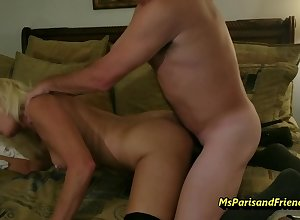 How on earth Often Hindquarters This Horn-mad MILF Cum?