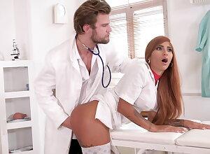 Odd wharf makes nurse b like spill